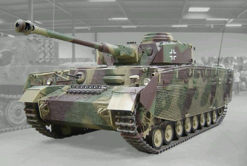 二战欧洲战场上如何分辨德军坦克。