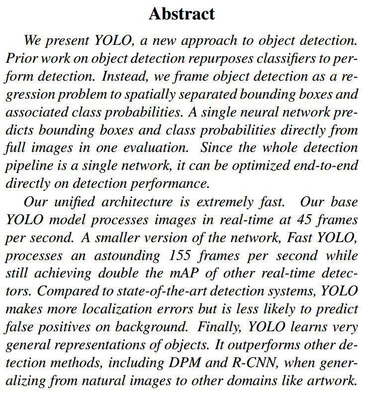人工智能深度学习第29讲:目标检测算法经典论文研读之 yolo v1