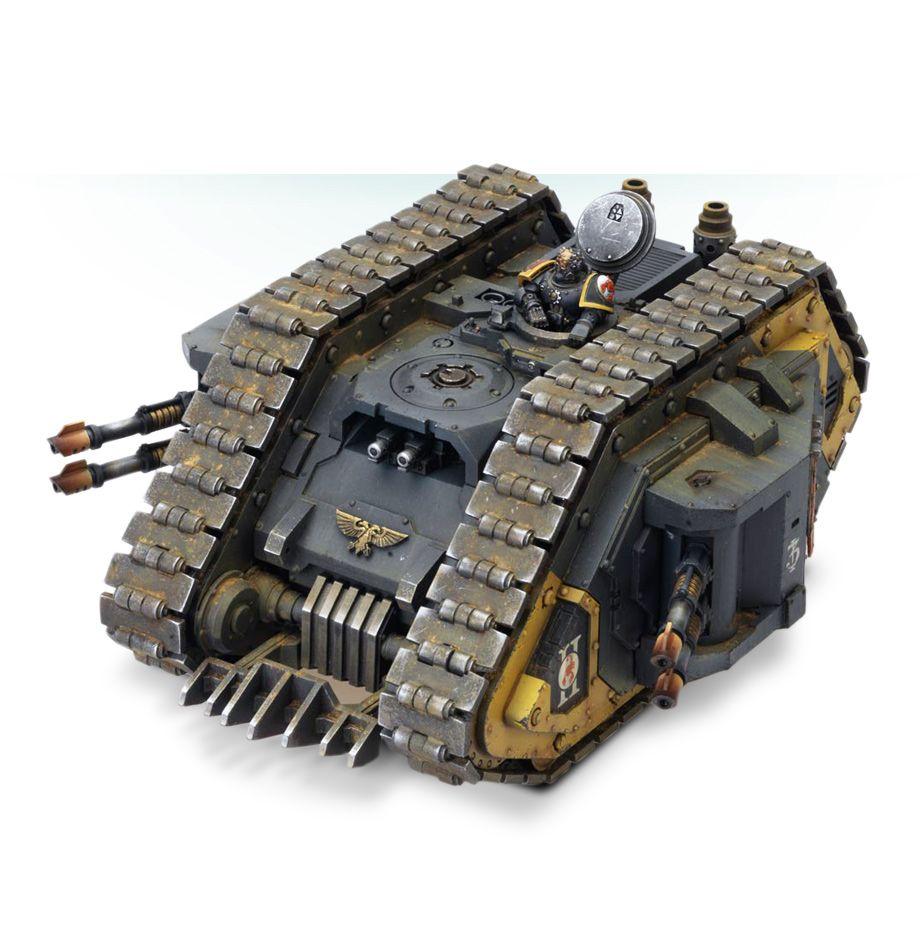 军团铁拳特别篇――30k星际战士军团的兰德掠袭者(1)