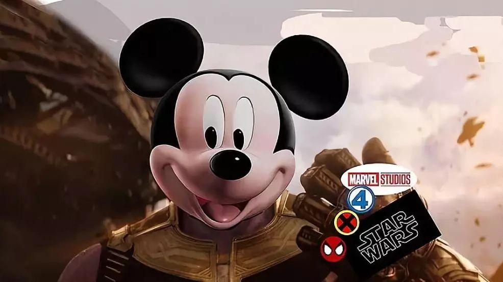 见证历史!迪士尼完成福斯收购案,有钱真的可以为所欲为!