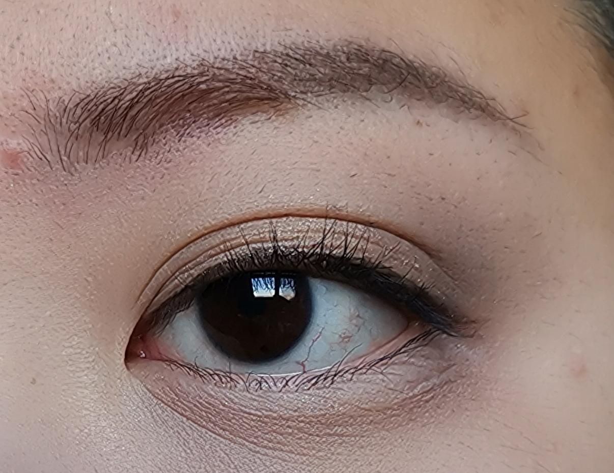 yyds眼影 实测一下,看看这盘眼影到底值不值得买?(组图)插图7