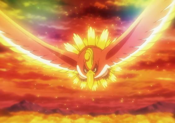 《精靈寶可夢》設定爭議最大的三只一級神,鳳王的實力圖片