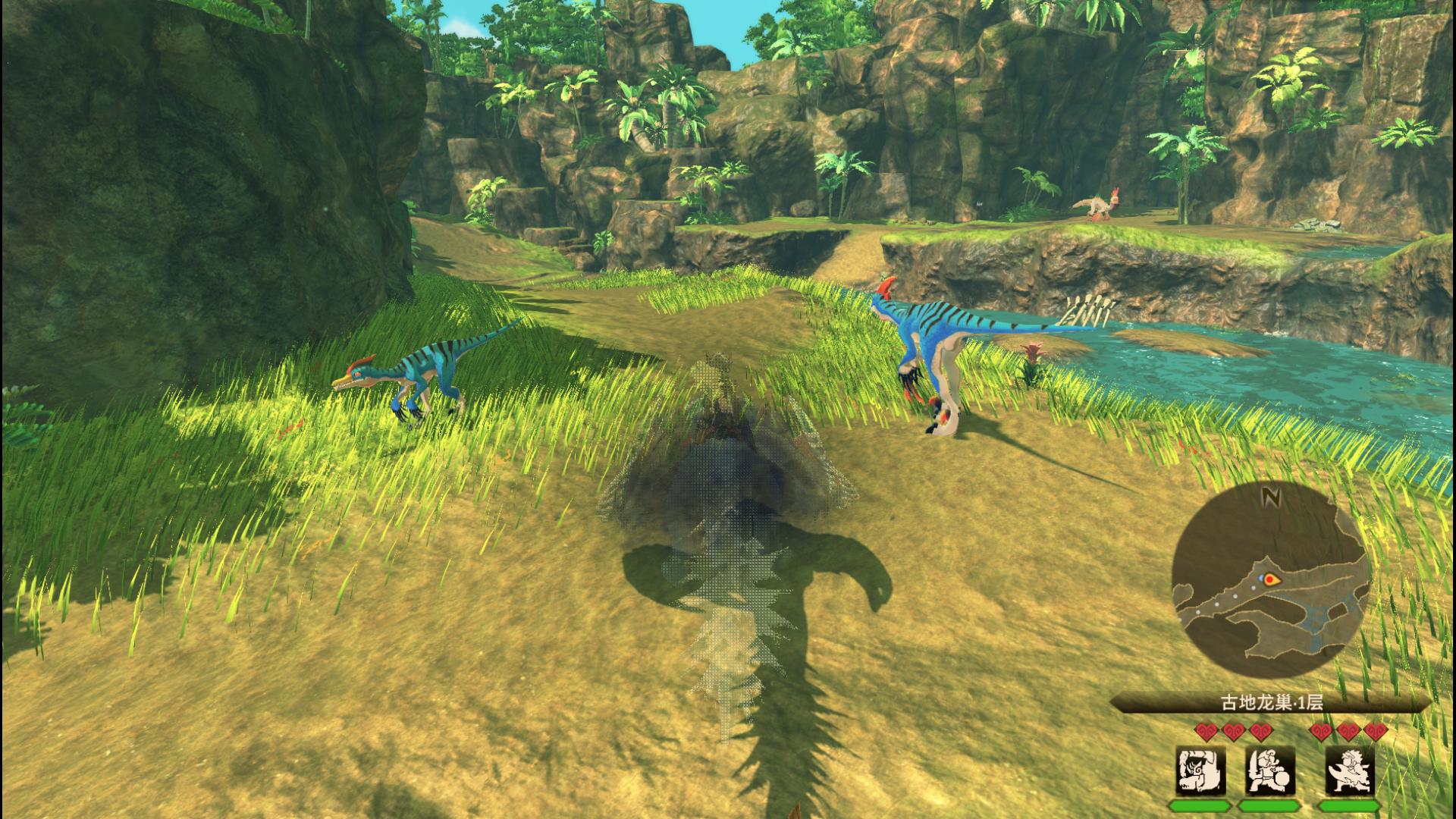 怪物猎人物语2上位怪物图鉴全收集攻略