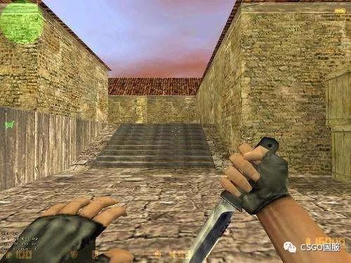 【刀说】第6期:从CS到CSGO,每一把刀都在演绎历史