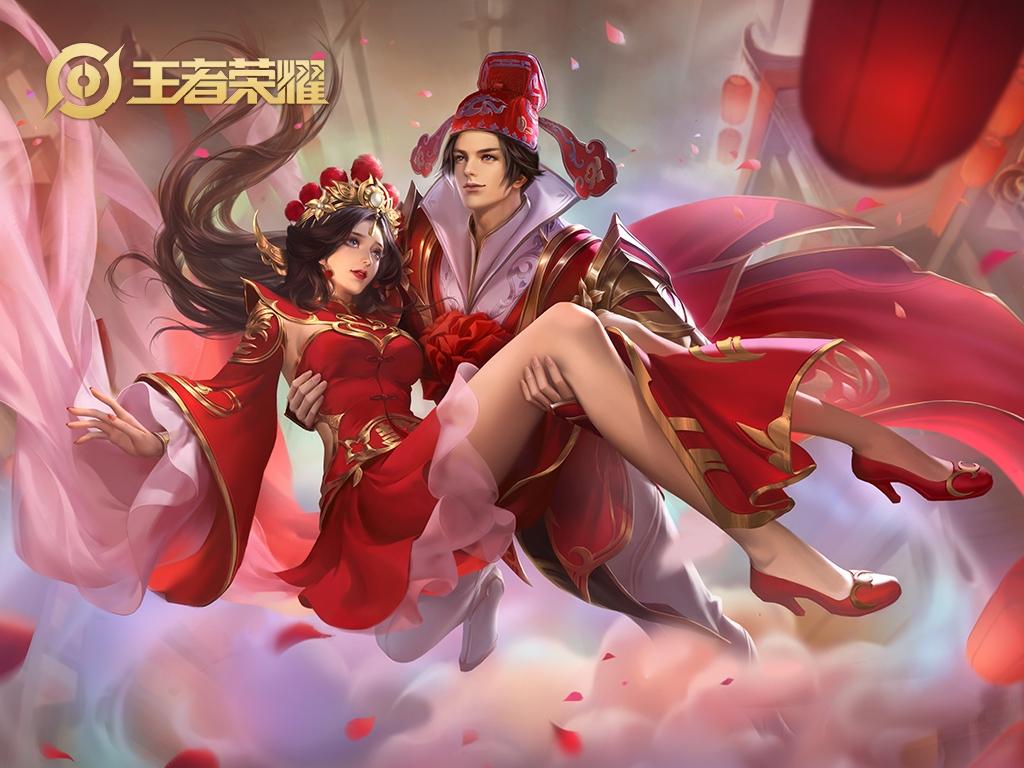 王者榮耀高清壁紙(11)近期更新的英雄與皮膚02圖片