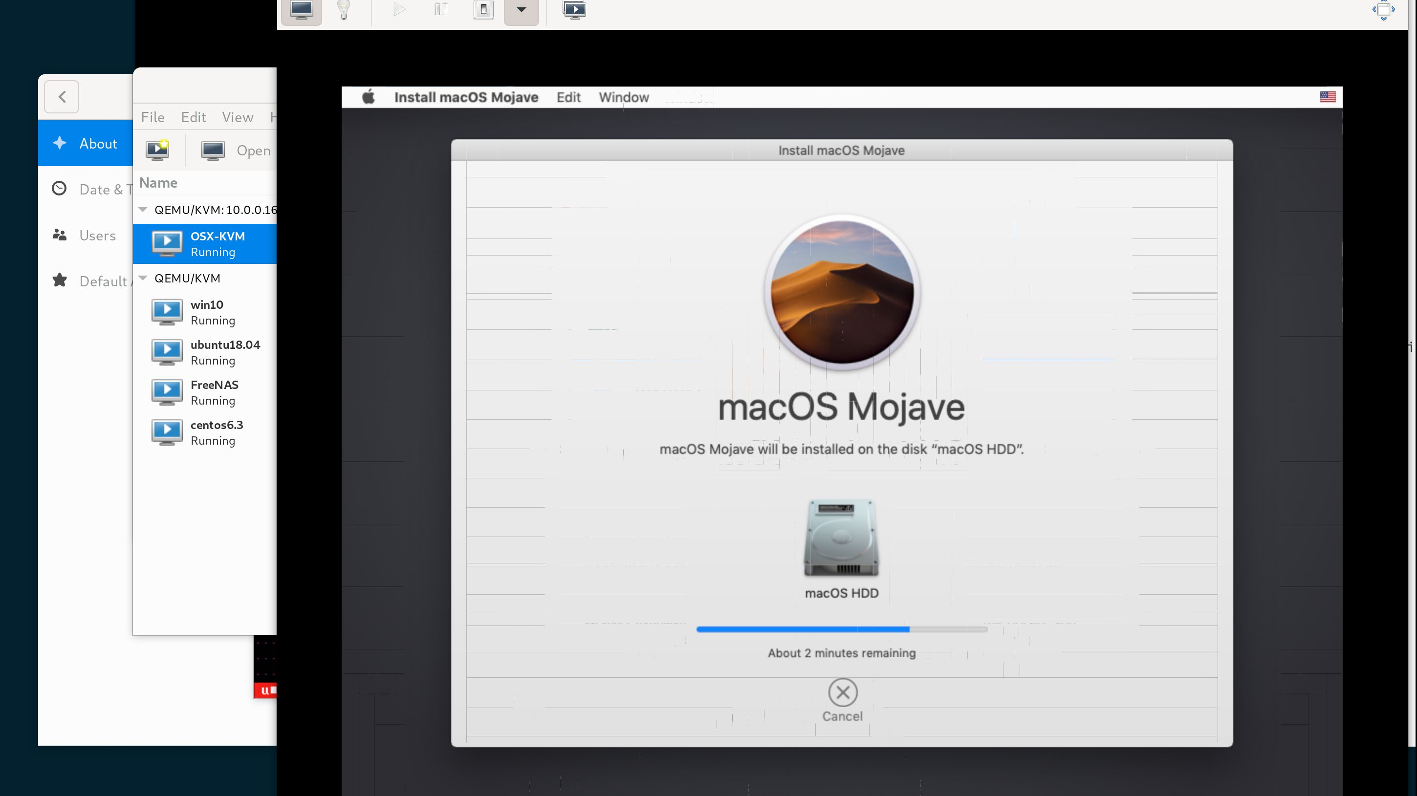 Hackintosh Kvm