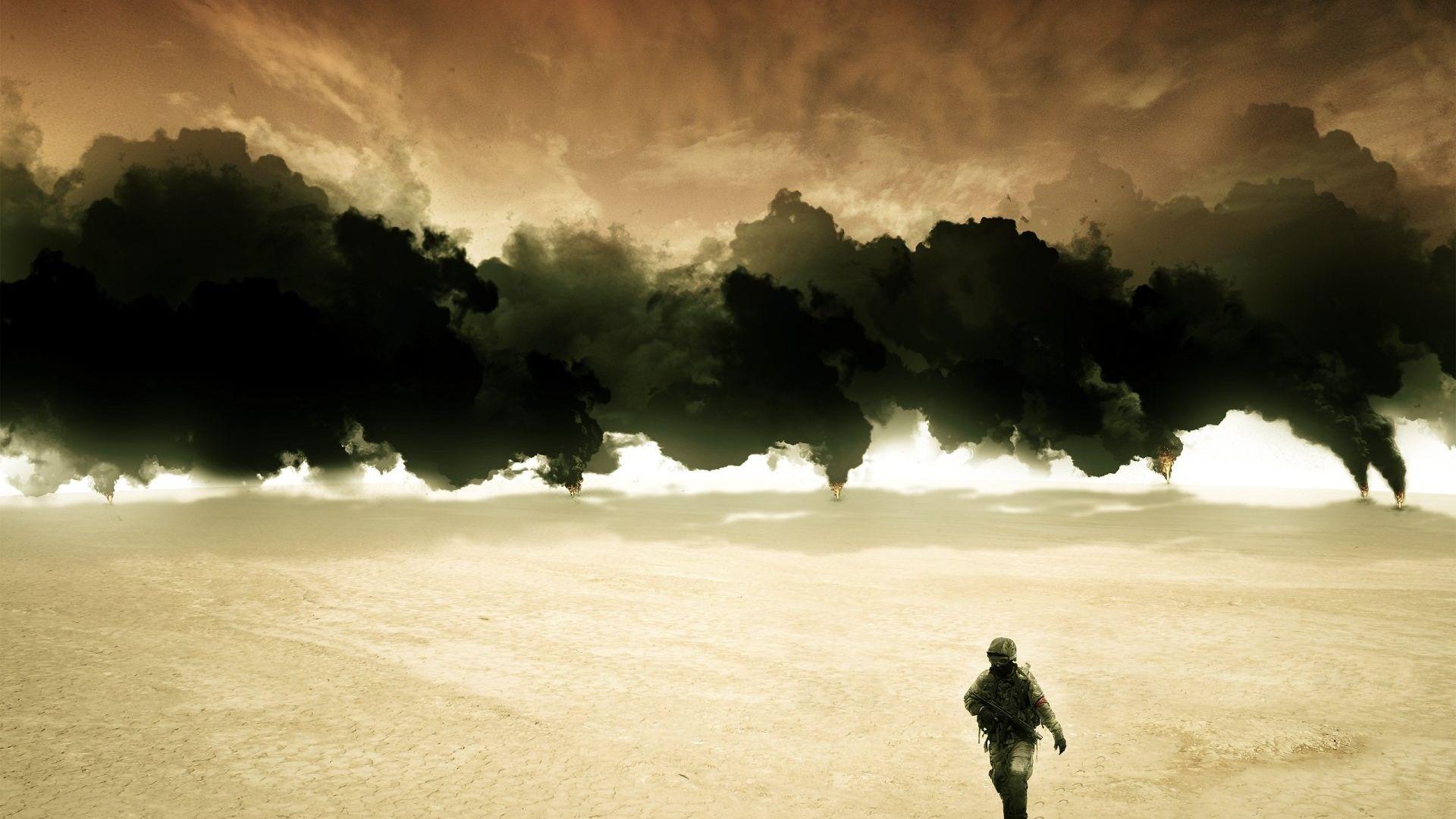 美国海湾战争_1991年的海湾战争为什么让当时的中国感到无比震惊?(转自知乎 ...