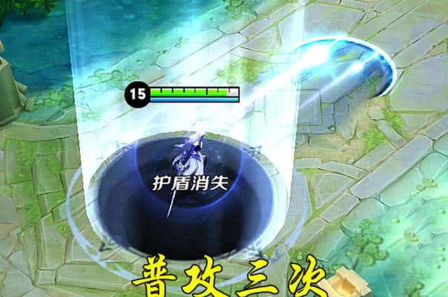 王者榮耀:怎么讓英雄無限大招?越難傷害越高,我推這4名!