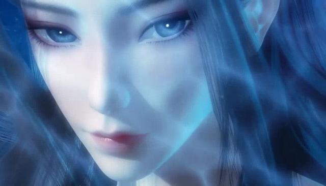 后來就導致了焰靈姬是中國國產動漫的第一美女!圖片