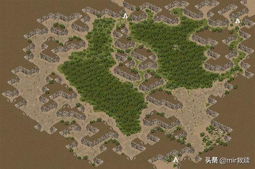 被误解的鸡肋地图(一)――毒蛇山谷,看完允许说卧槽
