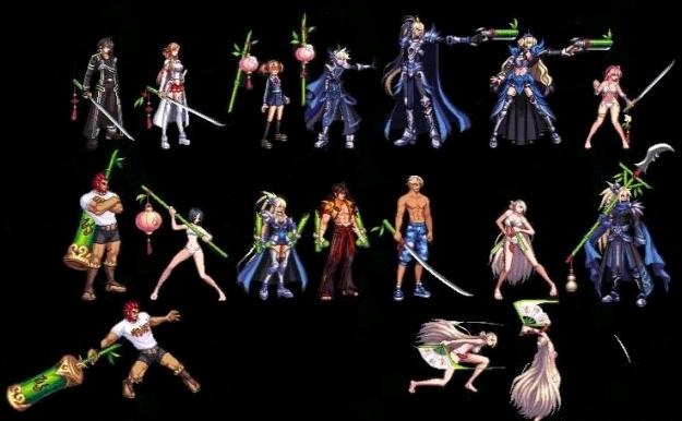DNF:11周年武器装扮一览,颜值新巅峰,女圣职和魔法师的最好看