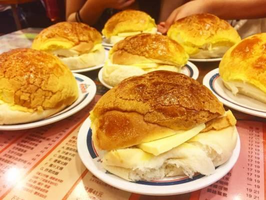 一个正宗的粤港菠萝包是怎样的?