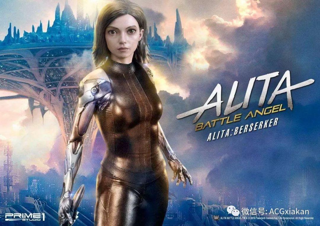 电影铳梦_瞎看硬核丨战斗天使:阿丽塔(铳梦电影版)观后感