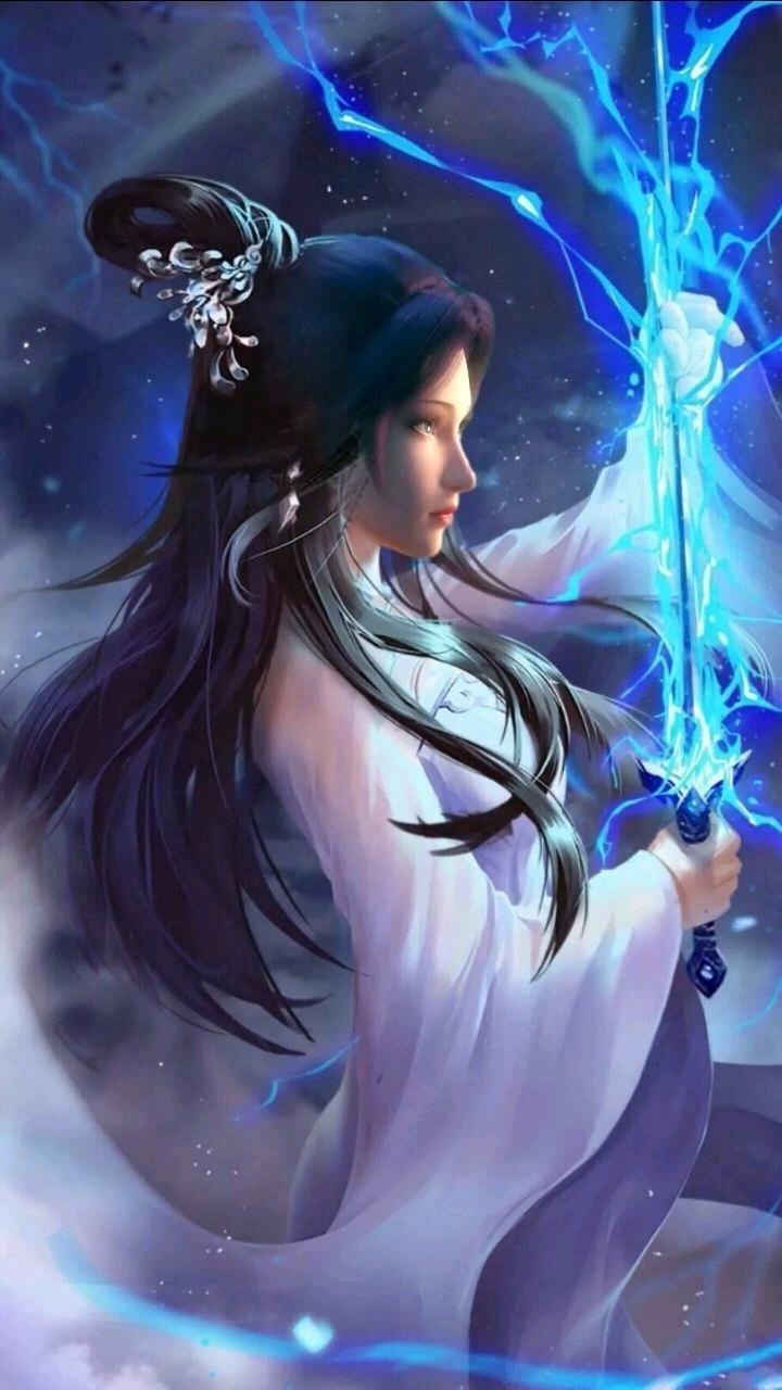游戏资讯_国漫女神超清壁纸云韵 - 哔哩哔哩