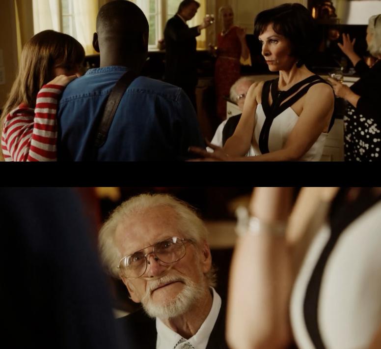 东北老头操妇女视频_诡异四: 聚会里大谈男主身材的妇女和一面满足的老头二