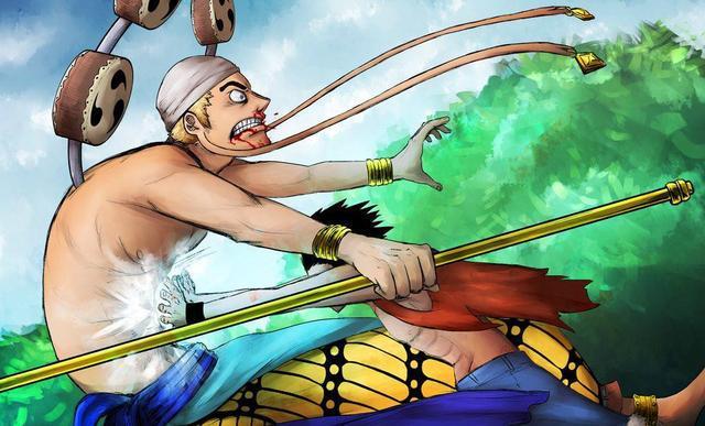 浅谈海贼王里的属性相克设定,黑胡子是黄猿的天敌!
