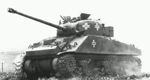 二战德军缴获坦克系列之百变星君—38t坦克