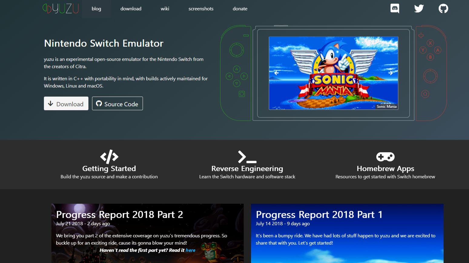 任天堂 Switch模拟器 Yuzu 进展报告 2018 Part 2 - 哔哩哔哩