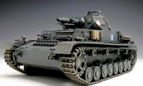 德国4号坦克_德国四号坦克全解 - 哔哩哔哩