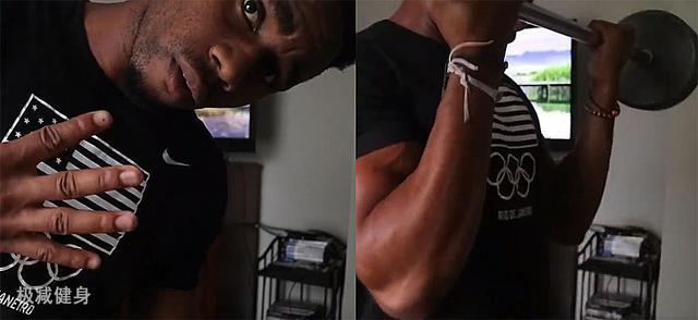 每天都做哑铃弯举,30天后手臂会发生什么变化?这是他们的结果