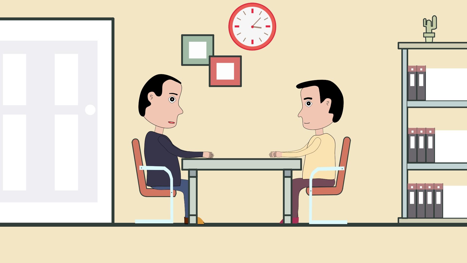 两人竞聘给领导开车司机岗,口才好的应聘者这样说,最终求职成功