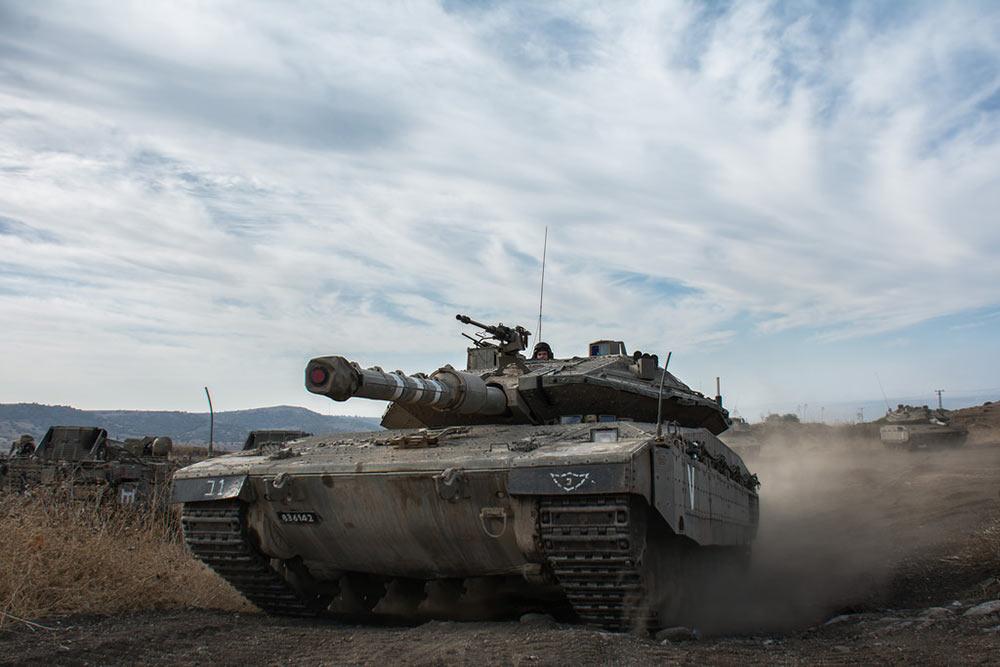 有人说二战时的坦克能完虐现代重型步战车,我只想找个地方静一静