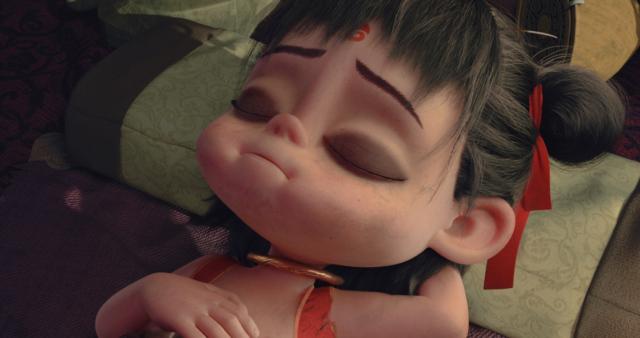 最肥孕妇逼影�_念念不忘,必有回响:票房直逼影史第四的动画电影,看不