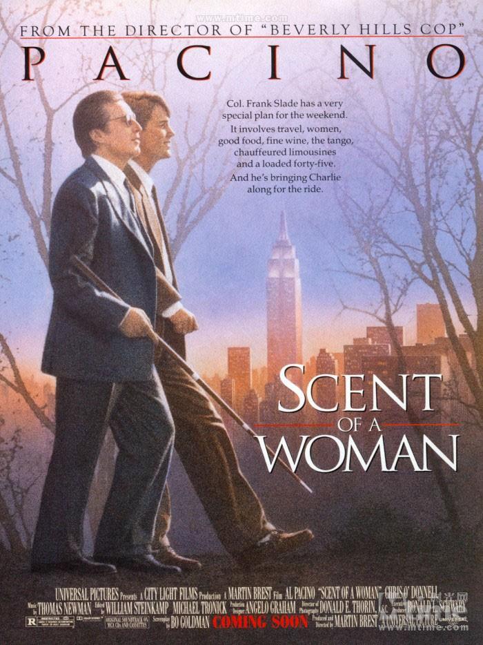 闻香识女人英文名_【影评】《闻香识女人》一场关于正义的童话。 - 哔哩哔哩