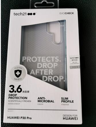 华为P30 pro防护利器 能防3.6米掉落的手机壳见过没?