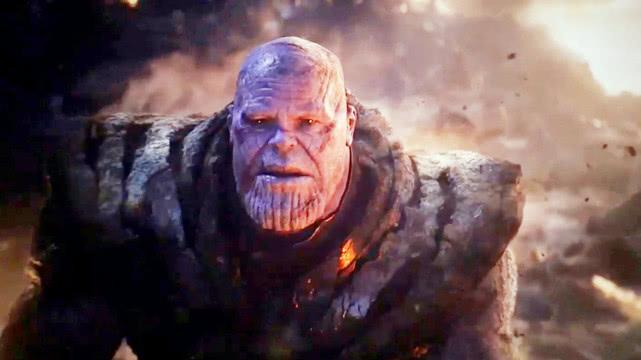 《復聯4》鋼鐵俠打響指后,滅霸為何欲言又止,英雄暮年只剩無奈