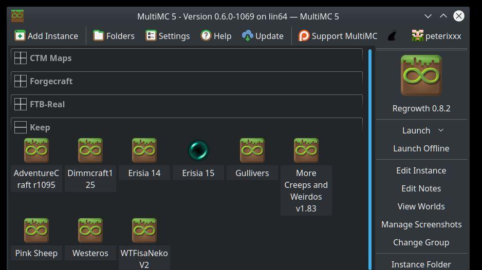 MultiMC推广介绍- 哔哩哔哩