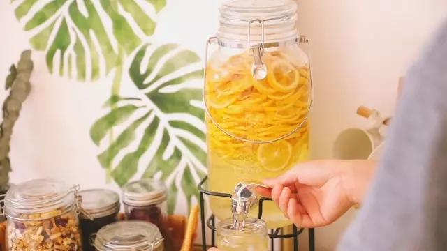 柠檬醋成品图