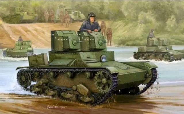关于之前T-26的错误言论的更改