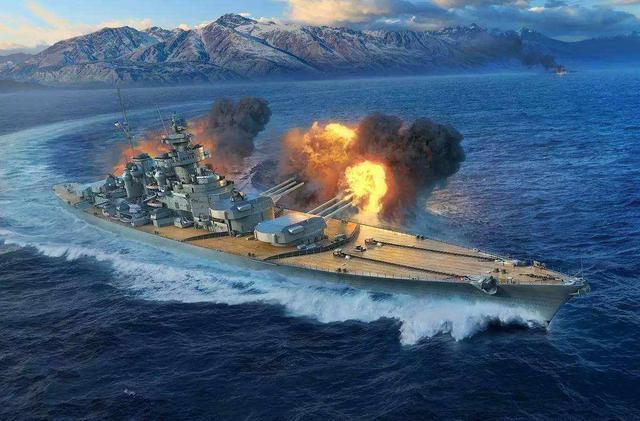 所有军舰船底都有这个阀门,一旦开启将不可挽回