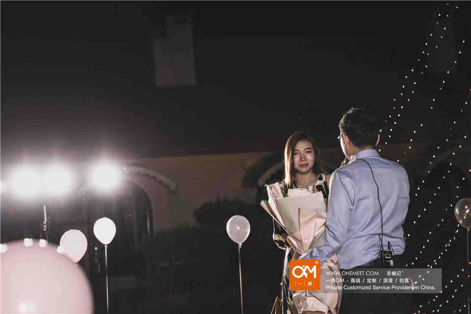 520最佳十种浪漫求婚方式