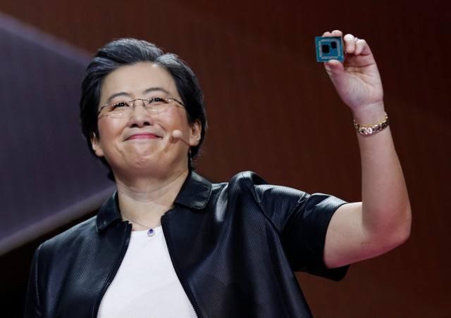 AMD的CEO表示,停止對中國提供x86的任何新技術的授權