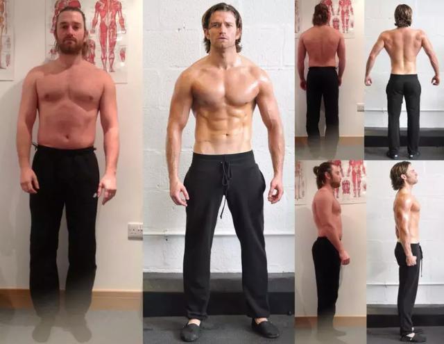 我都健身一个月了,怎么还没变肌肉男?
