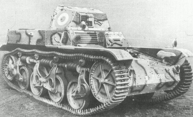 二战德国缴获车辆―法制AMR系列坦克与洛林37L运输车