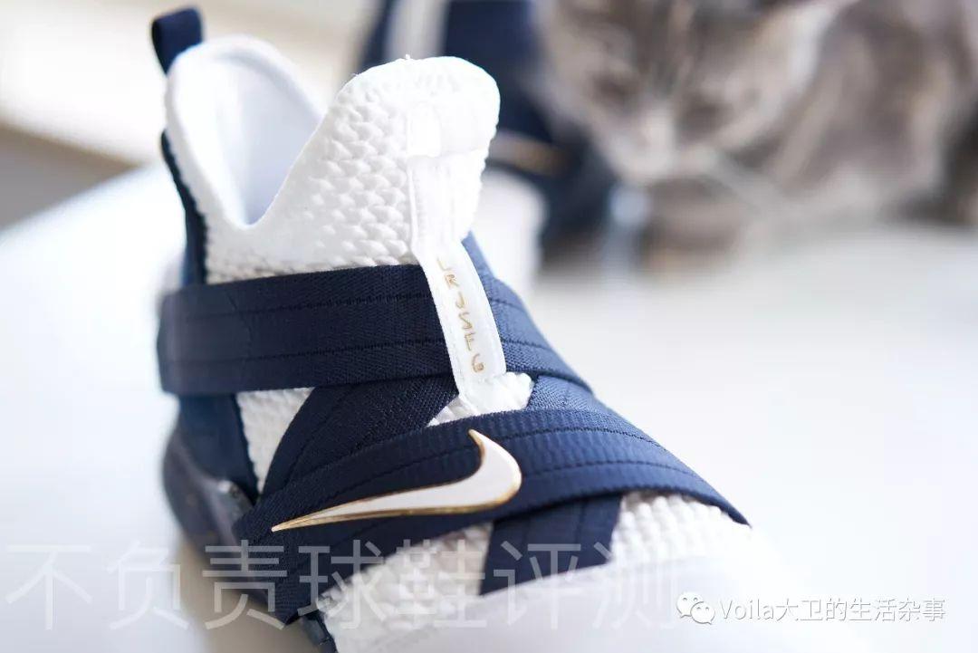 不负责球鞋评测:Nike LeBron Soldier XII