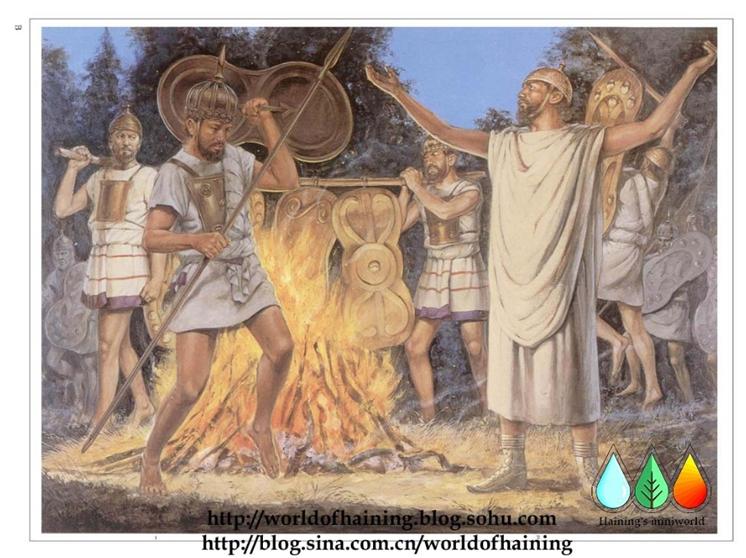 古罗马军团装备_拉丁萌芽——古罗马文明早期的伊特鲁里亚影响 - 哔哩哔哩