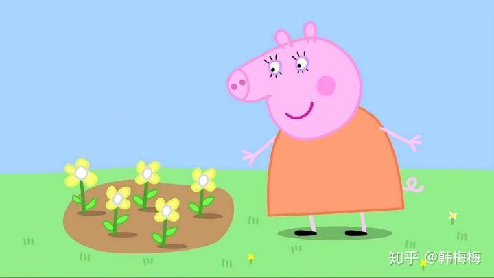 猪妈妈_猪妈妈做事干练,还很有智慧,懂得很巧妙地教育孩子.