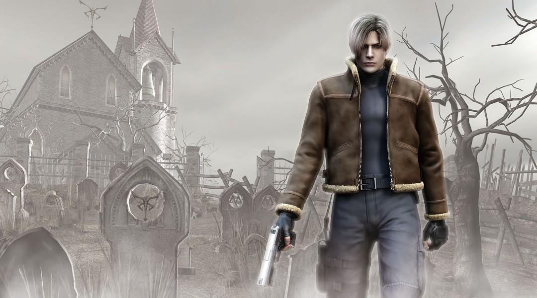 《生化危机 4》―― 游戏史上最重要的第三人称射击游戏