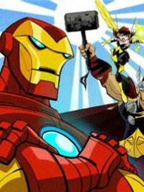 复仇者:世上最强英雄组合