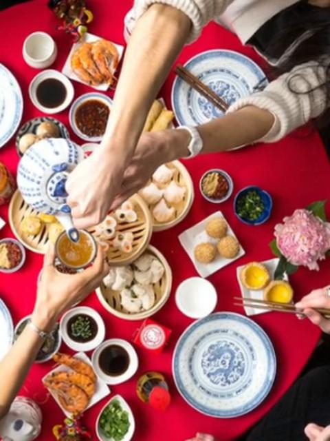 亚洲美食文化