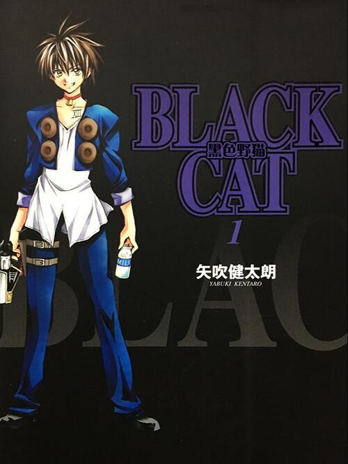 特务搜查官动漫在线观看_黑猫 - 漫画全集在线观看 - 哔哩哔哩漫画
