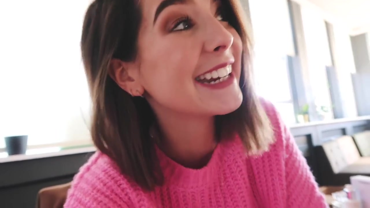 【Zoe sugg】CORDIALLY INVITED PUBLICATION WEEK & SISTERLY NERVES