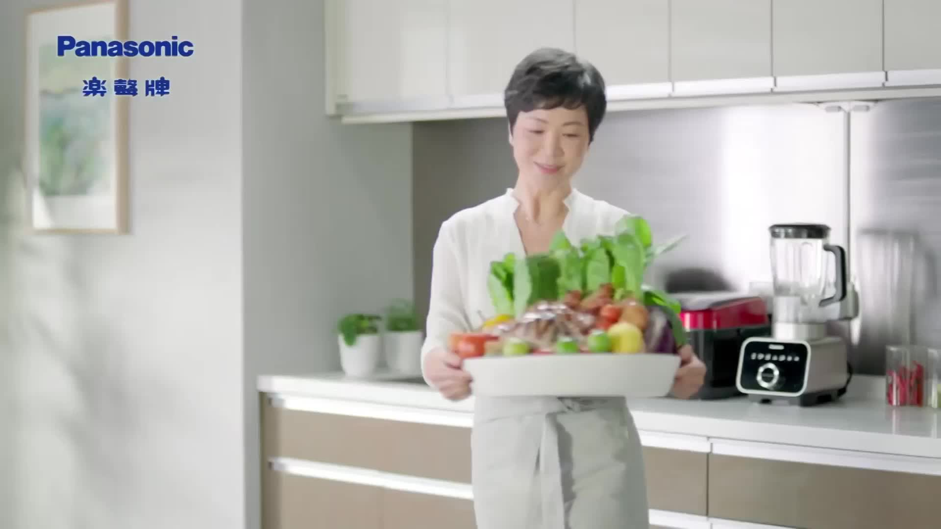 央视广告欣赏-松下智能焗炉及万用智能煲